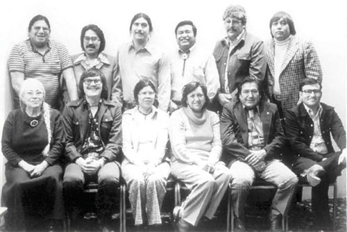 AIHEC LEADERSHIP 1970S