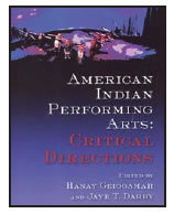 AMERICAN INDIAN PERFORMING ARTS