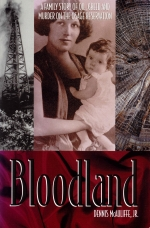 BLOODLAND COVER