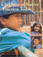 CHILDREN OF NATIVE AMERICA COVER