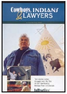 COWBOYS, INDIANS, AND LAWYERS COVER
