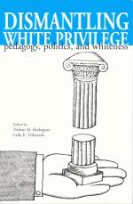 DISMANTLING PRIVILEGE COVER