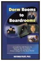 DORM ROOMS TO BOARDROOMS COVER