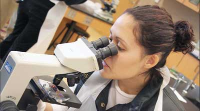 TRIBAL COLLEGE STUDENTS HAVE MANY HEALTHCARE CAREER PATHWAYS