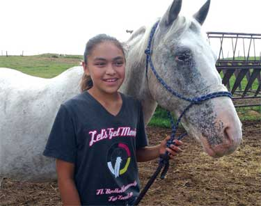 HORSE CULTURE-BASED WELLNESS AND THERAPY PROGRAMS DRAW ON HISTORIC CONNECTIONS BETWEEN HORSES AND INDIGENOUS PEOPLES