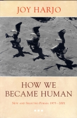 HOW WE BECAME HUMAN COVER