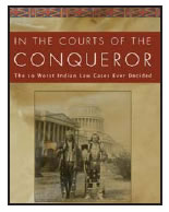 IN THE COURTS OF THE CONQUEROR