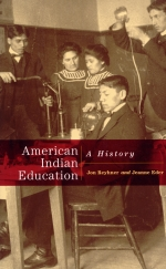 AMERICAN INDIAN EDUCATION COVER