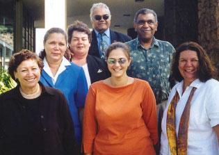 AUSTRALIANS WINHEC AND WINU SUPPORTERS