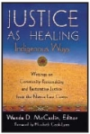 JUSTICE AS HEALING COVER
