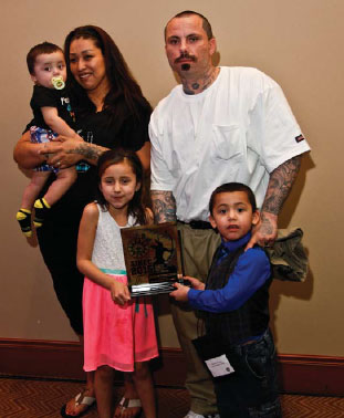RICHARD AND LEEANN MARTINEZ AND FAMILY