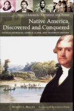 NATIVE AMERICA, DISCOVERED COVER