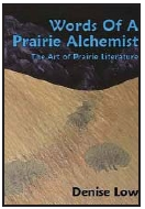 WORDS OF A PRAIRIE ALCHEMIST COVER