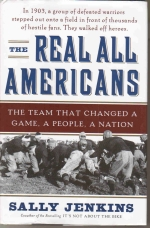 THE REAL ALL-AMERICANS COVER