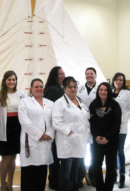 TRIBAL COLLEGE NURSING PROGRAM GRADUATES