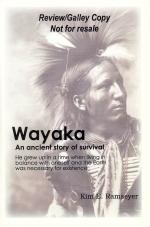 WAYAKA COVER