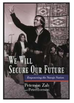 WE WILL SECURE OUR FUTURE