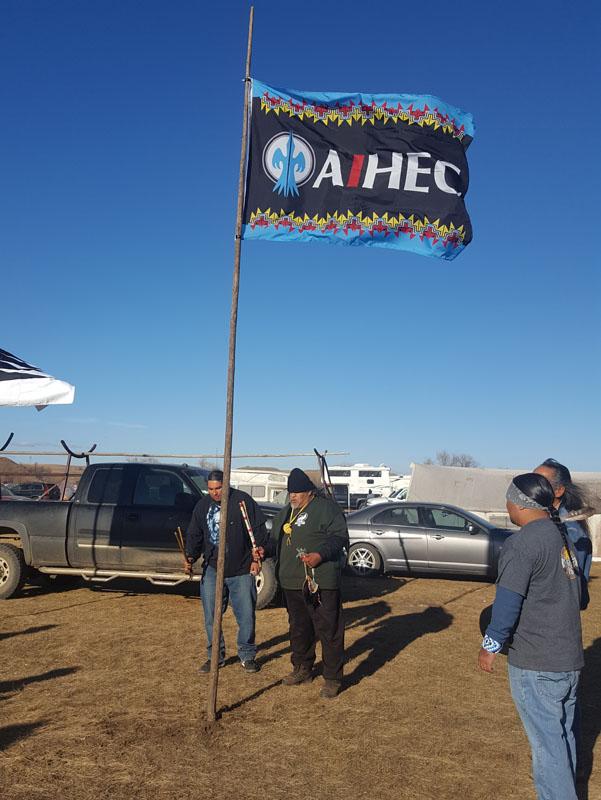 AIHEC FLAG