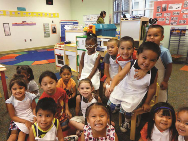 American Indian College Fund Initiatives Transform Early Childhood