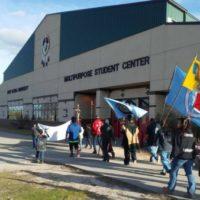Sinte Gleska University Welcomes Longest Walk 5.2