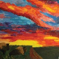 RESTING SUN BY MARISSA IRIZARRY