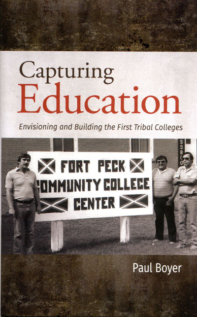 CAPTURING EDUCATION WINS NATIONAL BOOK AWARD