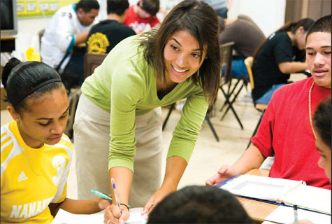 efforts of teachers in improving students Changes in the teaching and learning process in a  change and improve the preparation of students for  by the teachers to the students.