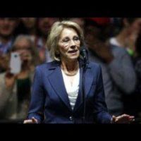DeVos Calls for Higher Ed Reset at Factious Hearing