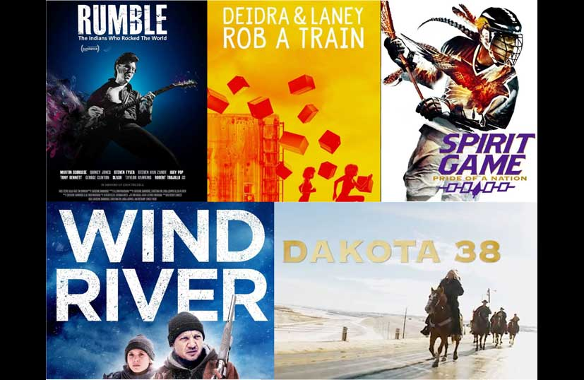 Five Native Films You Should Be Streaming In 2018