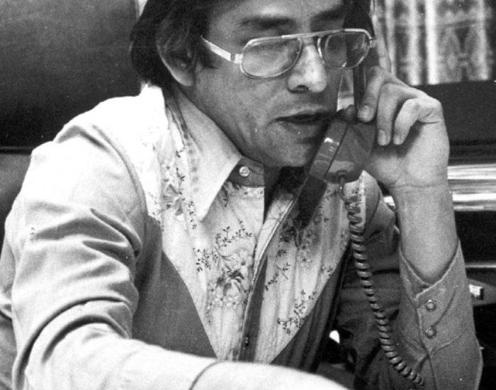 "Profile: ""Visionary Extraordinaire"": The Career of David M. Gipp"