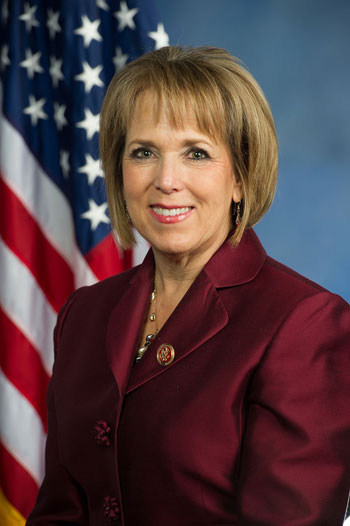 NEW MEXICO GOVERNOR MICHELLE LUJAN GRISHAM