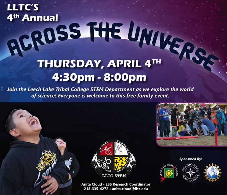 LLTC'S 4TH ANNUAL ACROSS THE UNIVERSE